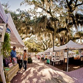 Visit the Tallahassee Downtown Market for a family-friendly weekend activity!