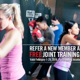 Share the Love Sweat with a Sweetie for Free PT