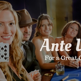 Get Your Game Face on at the Big Poker Benefit Now