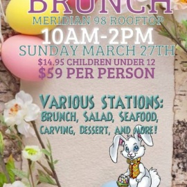 Do Easter Brunch a Little Different This Year