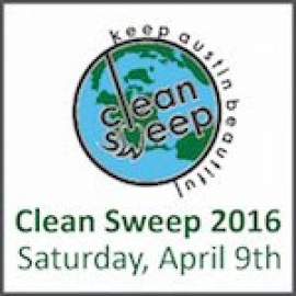 Keep Austin Beautiful Clean Sweep 2016 presented by Samsung