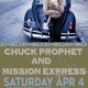 WMNF Presents Chuck Prophet & The Mission Express