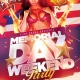 Memorial Day Weekend Party at Club Prana