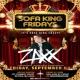 Zaxx at #SofaKingFridays at Royale