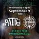 Calendar Casting call at The Patio