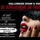 HALLOWEEN PARTY & SHOW - LE BURLESQUE DE FETISH at the 360 Rooftop of The Hotel Zamora