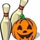 Pumpkin Bowling at Yard of Ale