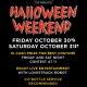 Halloween weekend @Blue Martini Lounge Naples