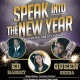 Speak into the New Year: Open Mic Variety Show