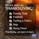 Thanksgiving at Ferg's Live
