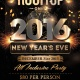 2016 New Year's Eve Party At The Rooftop On 6th