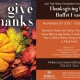 Thanksgiving Day Buffet Feast