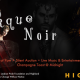 Cirque Noir: 2016 New Years Eve Masquerade Ball