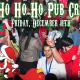 The SoHo Ho Ho Pub Crawl