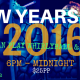 New Years Eve 2016 | Whirly Dome Orlando