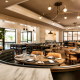 New Years Eve Dinner at CORSAIR by scott conant
