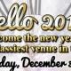 Ter-Tini's New Years Eve 2016