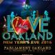 I Hella Love Oakland NYE