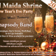 El Maida Shrine - Annual New Year's Eve Party 2016