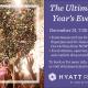 The Ultimate NYE Party at Hyatt Regency 2016