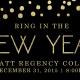 2016 NYE at Hyatt Regency