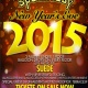 Speakeasy's Legendary New Year's Eve Bash 2015 - Featuring Suede