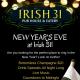 New Year's Eve at Irish 31