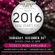 Bourbon View New Year's Eve Party 2016