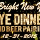 Fifty West Brewing Company New Years Eve 2016