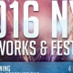 2016 New Year's Eve Festival on the Bay