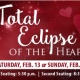 Total Eclipse of the Heart Valentine Dinner
