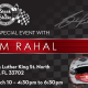 Meet-and-Eat with No. 15 Indy car driver Graham Rahal