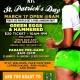 St. Patrick's Day 2016 - Open @ 8AM on Thursday