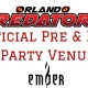 Orlando Predators Pre & Post Party