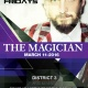 The Magician for Departures Fridays