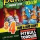 Pitbull Todler's St Patrick's Week Kickoff