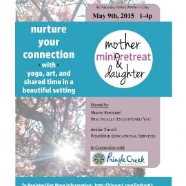 Mother/Daughter Mini-Retreat {Nurture Your Connection}