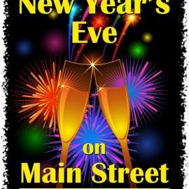 2016 New Years Eve on Main Street