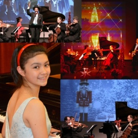 Happy Holidays! - National Chamber Ensemble