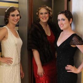 Vintage Beauties: The Roaring '20s.