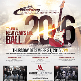 2016 New Years Eve Ball