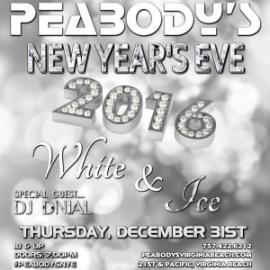 Peabody's Nightclub New Years Eve 2016
