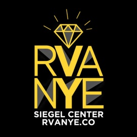 RVA New Year's Eve 2016 at The Siegel Center