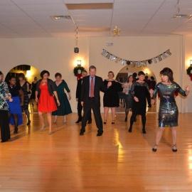 Simply Ballroom New Year's Eve Celebration 2016