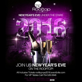 NYE 2016 Under the Stars at Rooftop 210