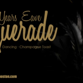 NYE Extravaganza - Midnight Masquerade