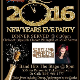 The Boom 2016 New Years Eve Party