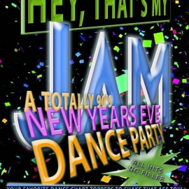 HEY, THAT'S MY JAM! A Very 90's NEW YEARS EVE at 331