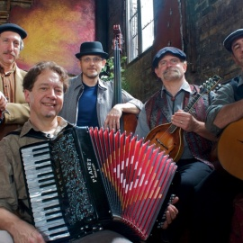Cafe Accordion Orchestra @ Tapestry