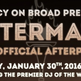 Aftermath: The Official Legacy on Broad Afterparty